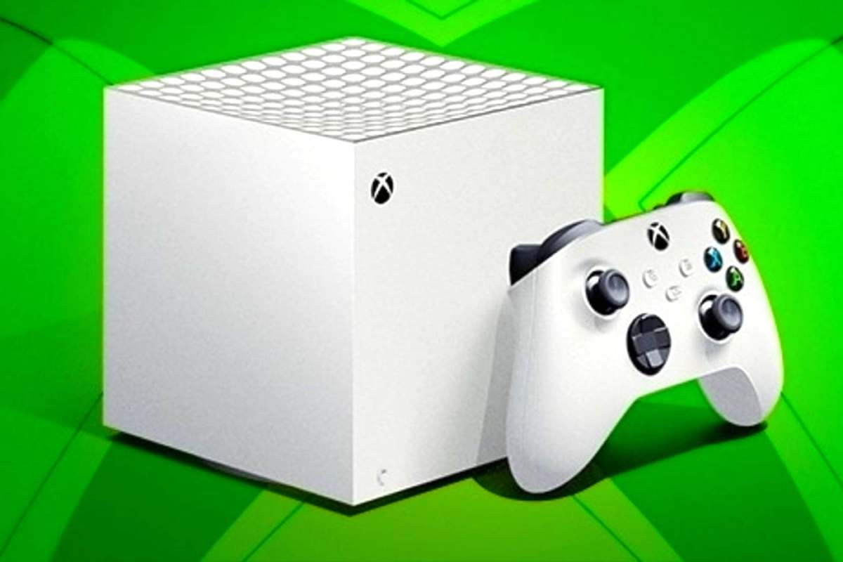 The Xbox Series S Will Be Close In Size To The Xbox One X Vexpress