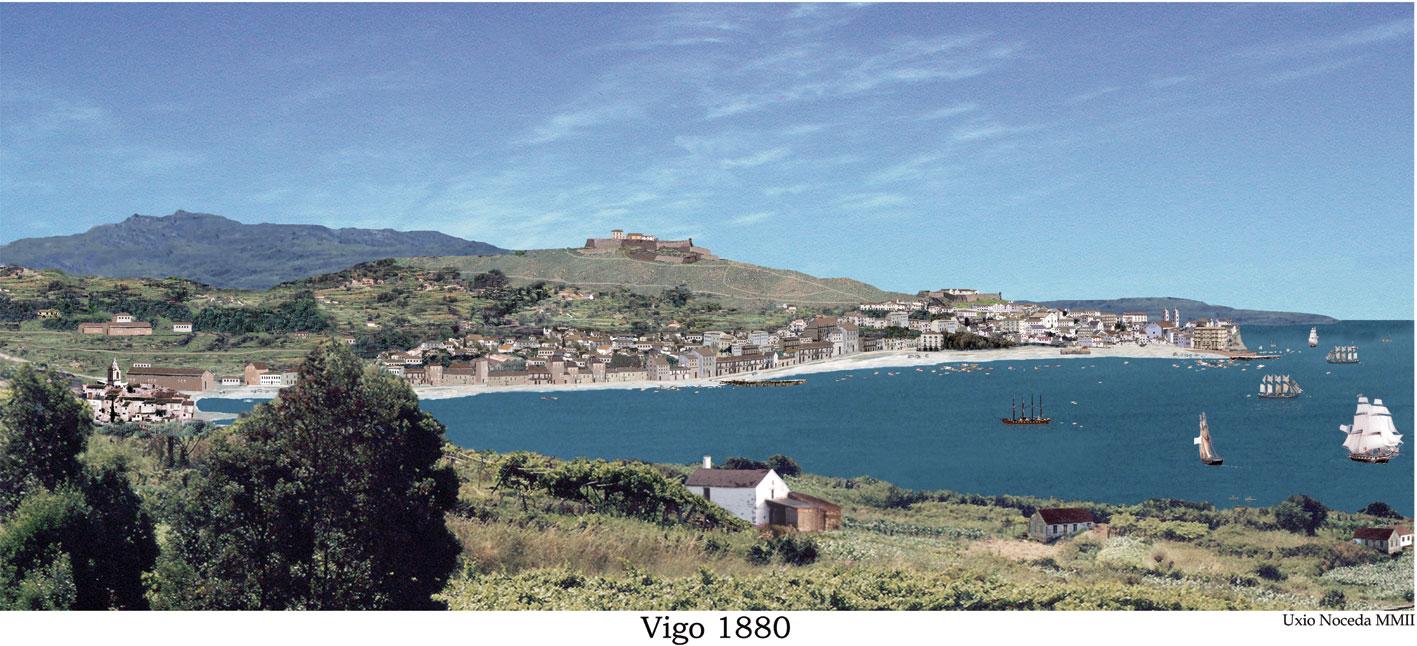 Historia  Historias de Vigo