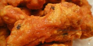 chicken, #periodiccoolness, hot wings feature image