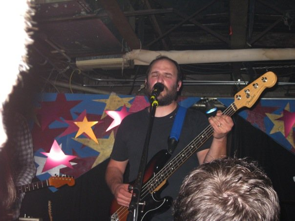 David Bazan plays live music show