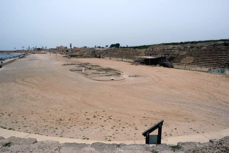 איצטדיון נמל גן לאומי קיסריה