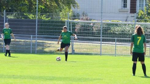 2018 08 26 FC Veyrier Fem vs FC Chêne Aubonne 3-3 - 40