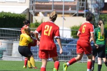 2018 08 26 FC Veyrier Fem vs FC Chêne Aubonne 3-3 - 6