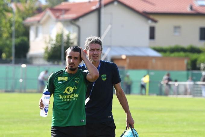 FC Veyrier vs FC Thun 20180818 - 509