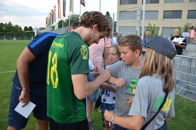 FC Veyrier vs FC Thun 20180818 - 736