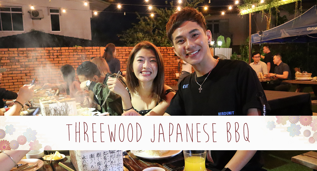 Seafood BBQ with a Japanese twist - Threewood Japanese BBQ