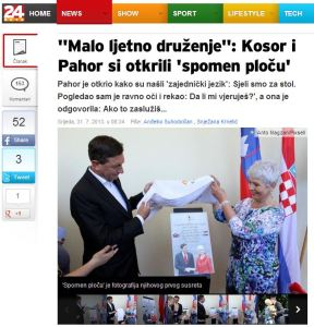 Pahor Kosor ljubezen 24sata