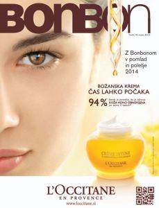 Bonbon  naslovnica oglas