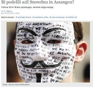 Snowden Assange Cerar