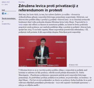 ZL proti prodaji Mladina