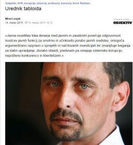 Lesjak Dnevnik Štefanec tabloid