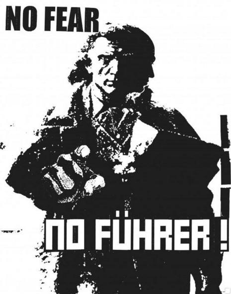 no fear no fuhrer