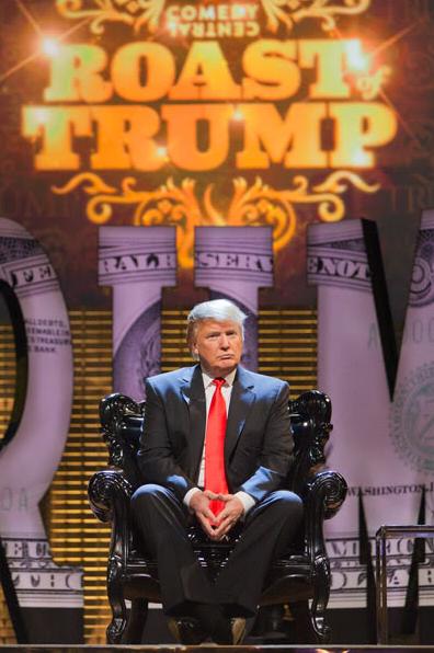 Roast Trump