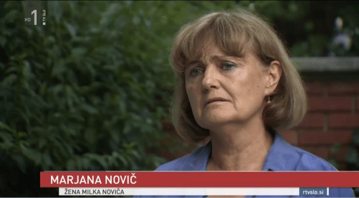 Marjana Novič RTV