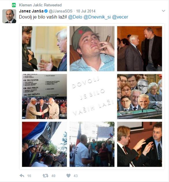 Jaklič Žerdin novinarji