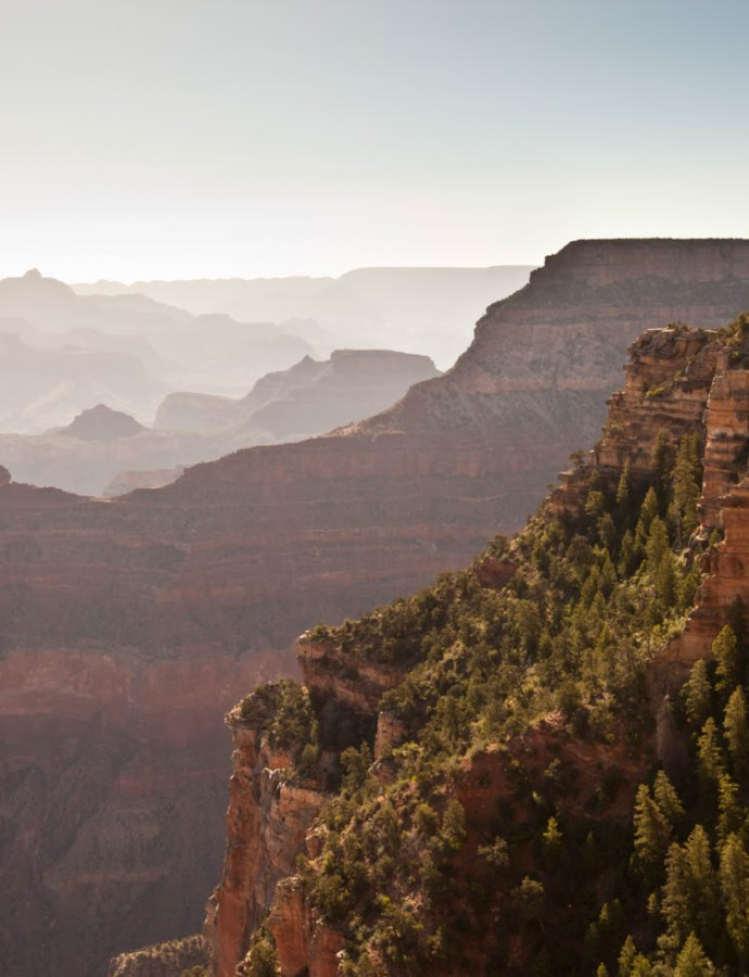 Exploring the Grand Canyon National Park, Arizona
