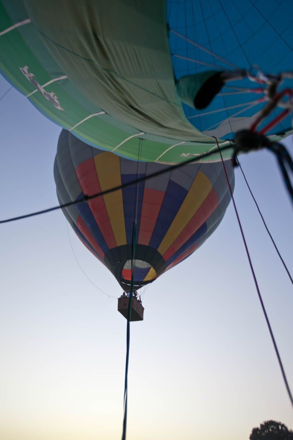 Hot Air Balloon Ride, Bird-in-Hand, PA #vezzaniphotography