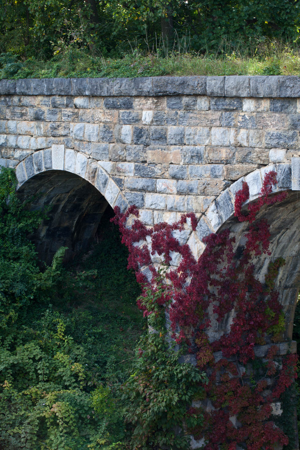 Old Stone Bridge off of Route 66 Vezzani Photography