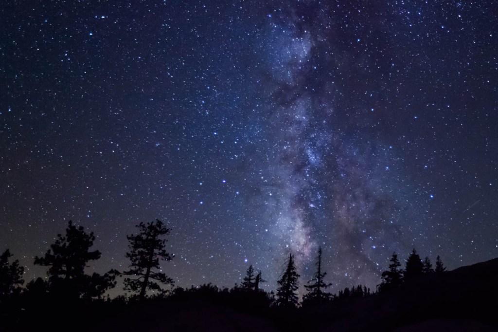 The Milky Way, Glacier Point, Yosemite National Park Top 10 Stock Photographs 2018