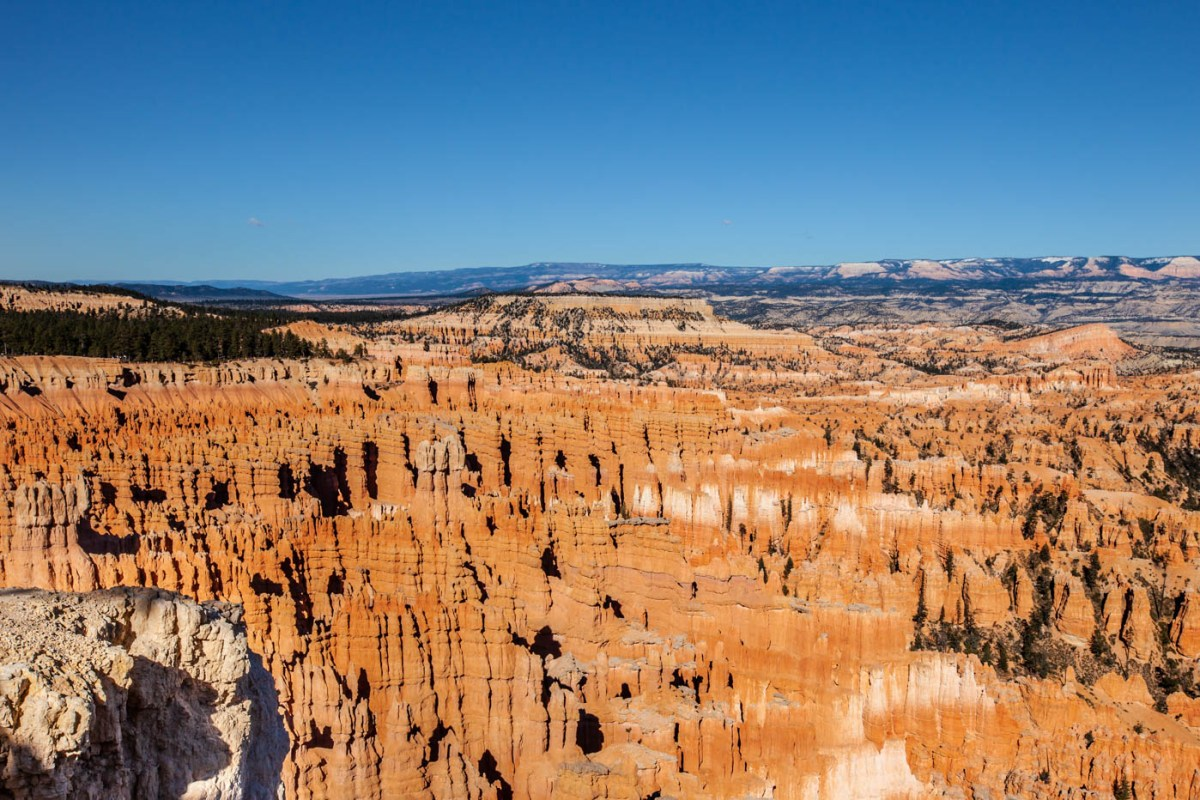 Inspiration Point Lower View, Bryce Canyon National Park, UT #vezzaniphotography
