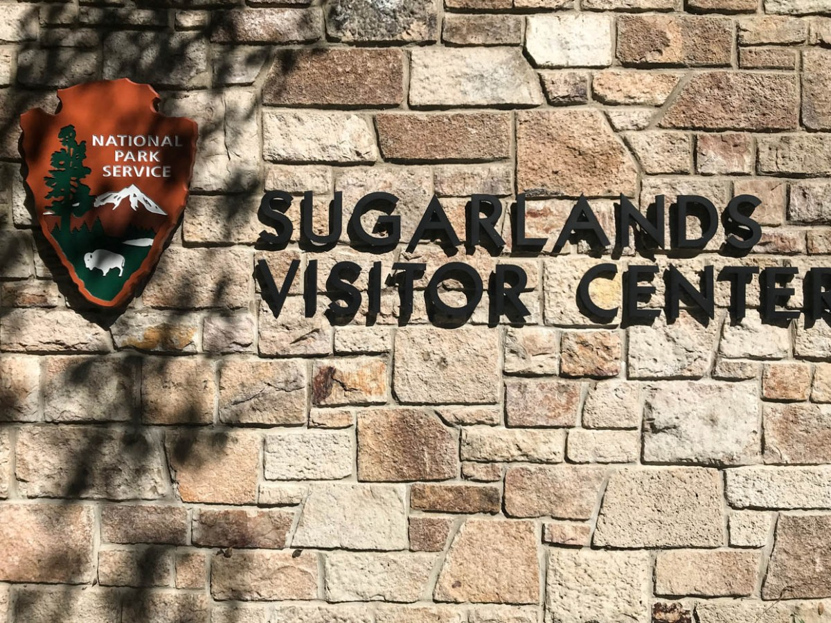 Sugarlands Visitor Center - Must See Locations Along Newfound Gap Road at Great Smoky Mountains National Park #vezzaniphotography
