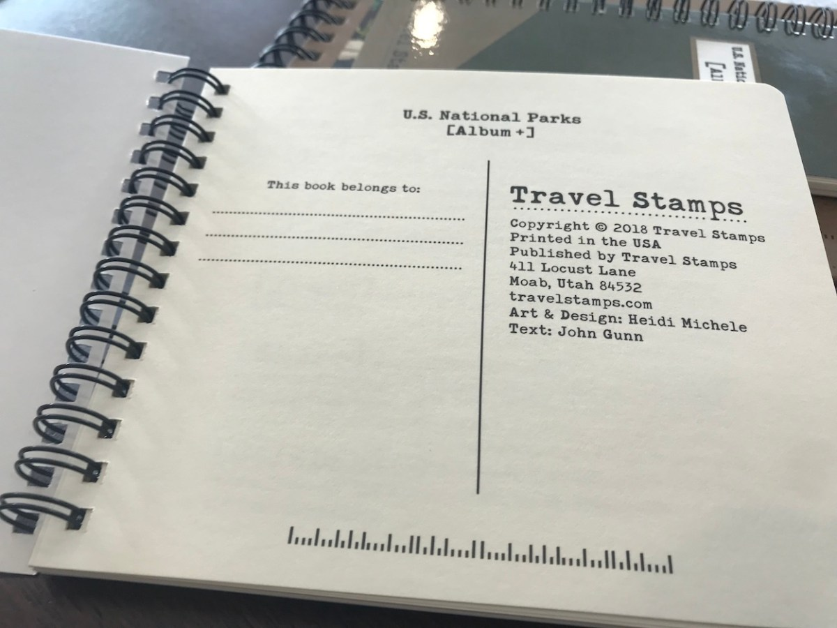 Are Travel Stamps Worth the Investment? A Review of these National Park Stamps #vezzaniphotography