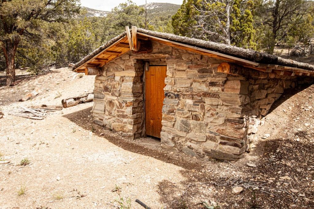 Great Basin National Park Miner's Homestead