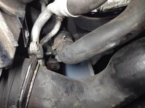Common Symptoms of a Bad or Failing Radiator Hose