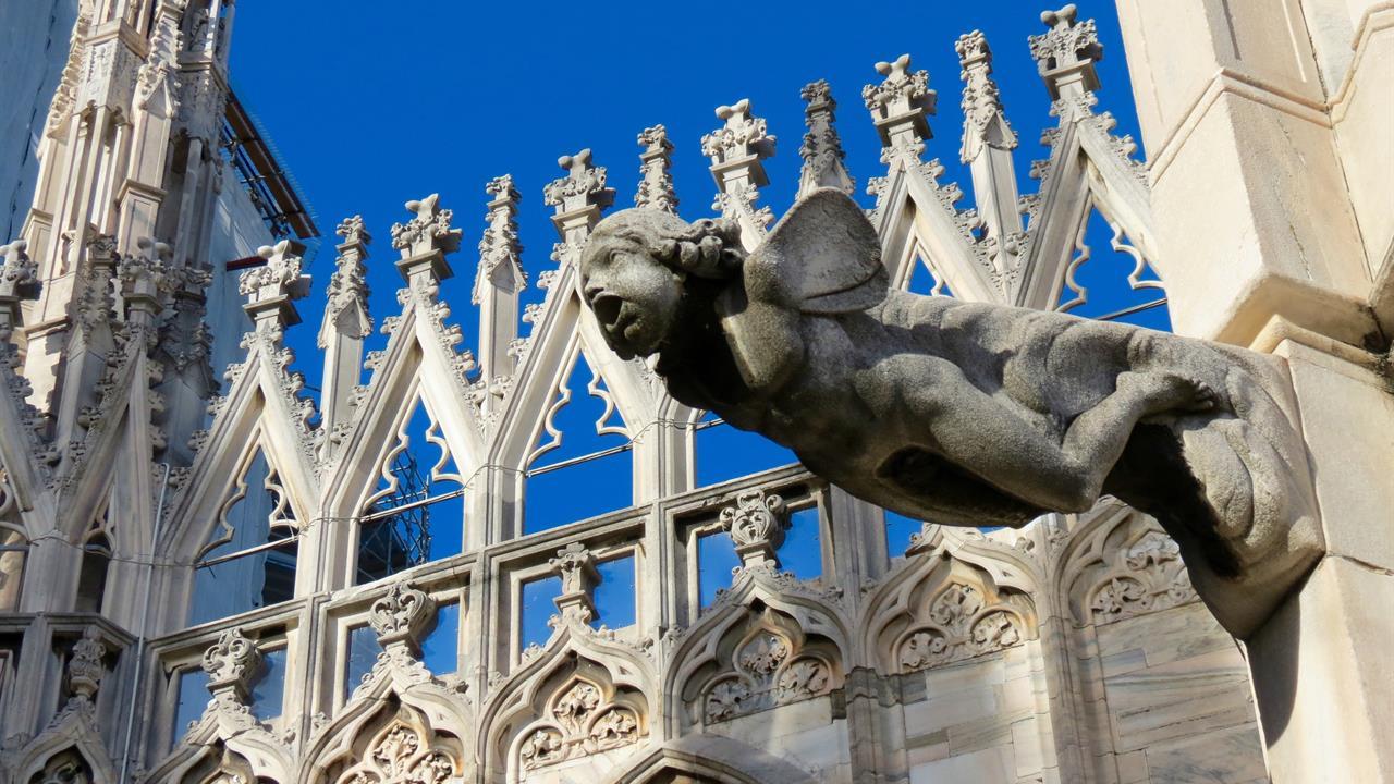 Visita Guidata In alto tra le Guglie  Museo del Duomo