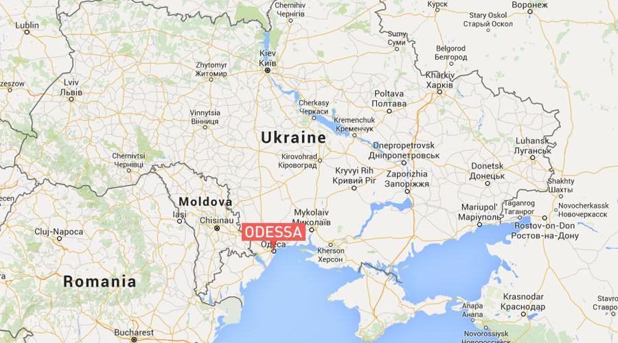 Expansion du Projet Portuaire Vincentien à Odessa