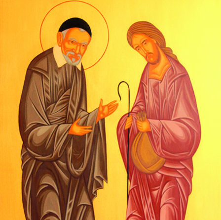 """""""St Vincent and the Homeless"""" by Fr. Robert Maloney"""