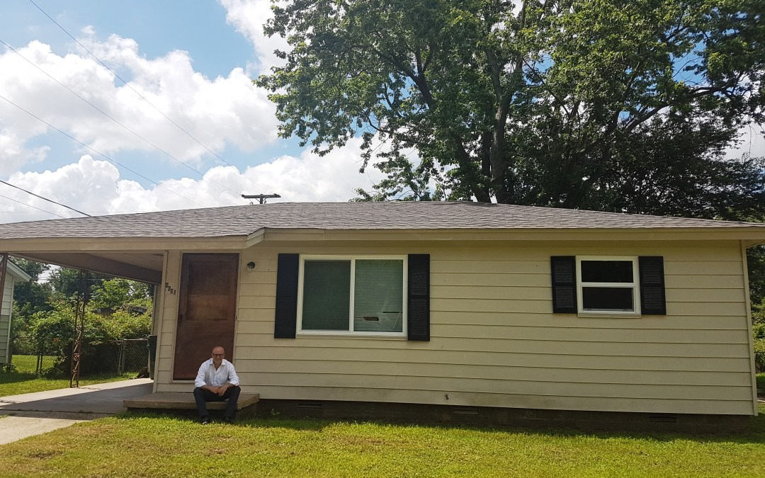 Little Rock – A small house leading the way