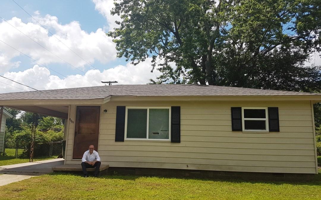 Little Rock – Une petite maison ouvre la voie