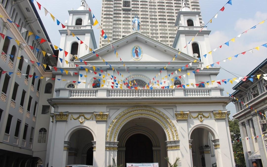 Esperanza y sufrimiento en Manila