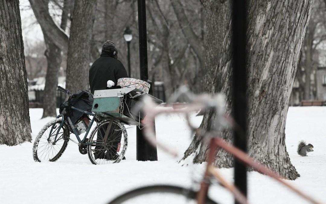El invierno está aquí | Campaña «13 Casas»