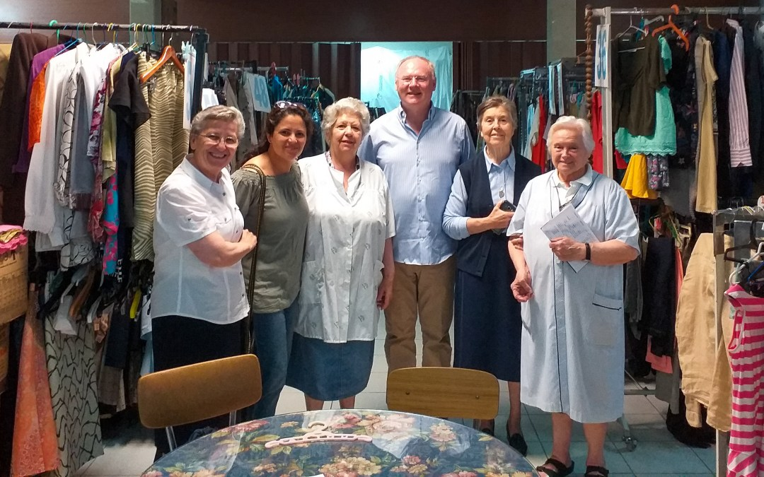 """The Vincentian Family in Spain is joining the Famvin Homeless Alliance with four """"13 Houses"""" projects"""