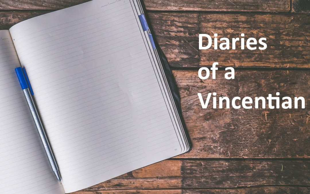 Sharing the Word and a Meal – Diaries of a Vincentian