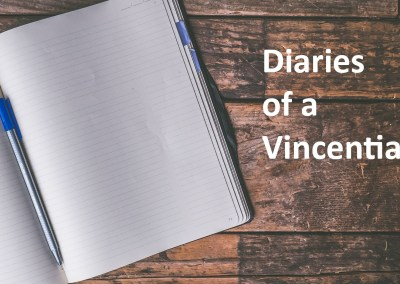 On top of the World – Diaries of a Vincentian