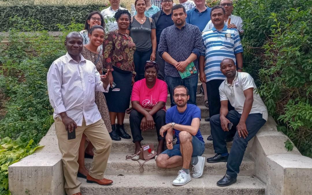 Les ambassadeurs bénévoles de la FHA se réunissent pour la première fois