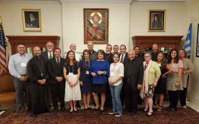 The Greek Orthodox Archdiocese of America joins the fight against homelessness inspired by the 13 Houses Campaign