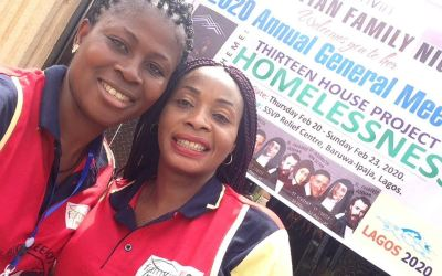 Vincentians in Nigeria join the fight against homelessness