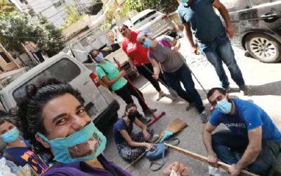 The FamVin Coming Together for Beirut!