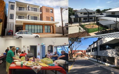 """500 new houses for the homeless in Australia mark the 2º anniversary of the """"13 Houses"""" Campaign"""