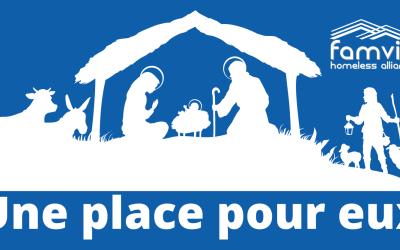 Ce Noël, aidez une famille à avoir une maison