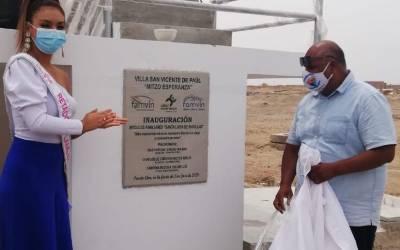 La «Villa San Vicente de Paúl» ouvre ses portes au Pérou