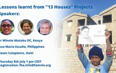 """Lessons learnt from """"13 Houses"""" projects: Meet the Speakers"""