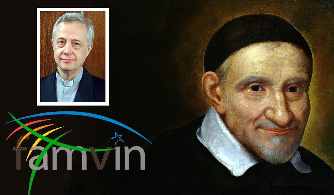 Lettre du P. Tomaž Mavrič, CM, à l'occasion de la fête de Saint Vincent de Paul 2021