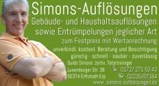Werbung Simons