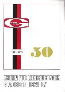 Festzeitschrift 50 Jahre Cover
