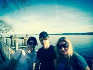 Die drei glücklichen DTSA*-Taucher :)